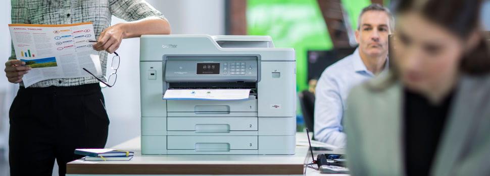 Impresora multifunción tinta MFC-J5945DW, Brother