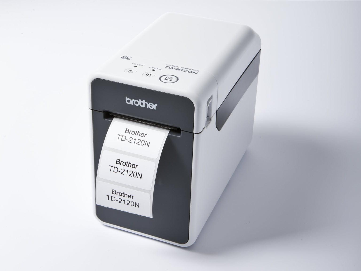 Impresoras de etiquetas serie TD