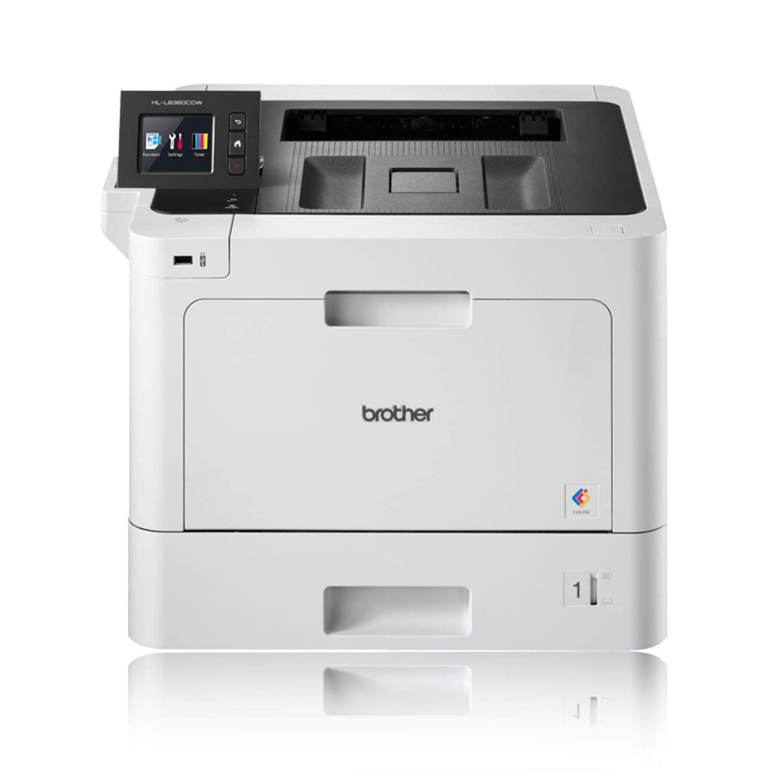 Impresora láser color HL-L8360CDW Brother