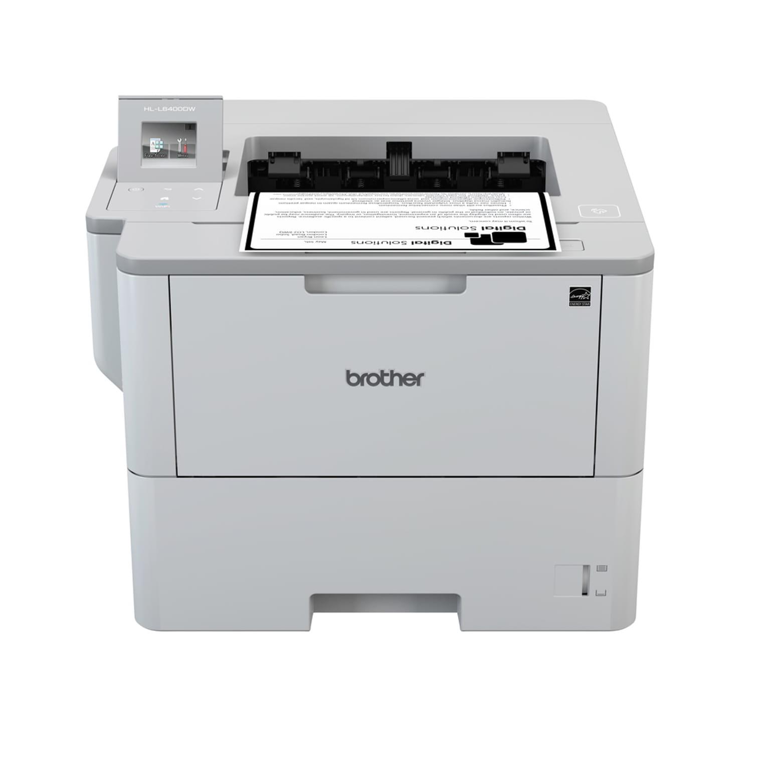 Impresora láser monocromo HL-L6300DW
