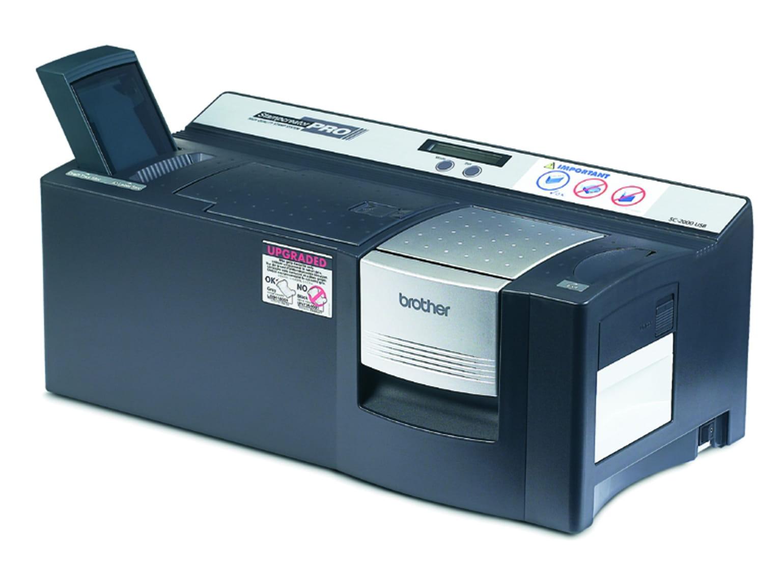 Máquina de sellos SC-2000USB
