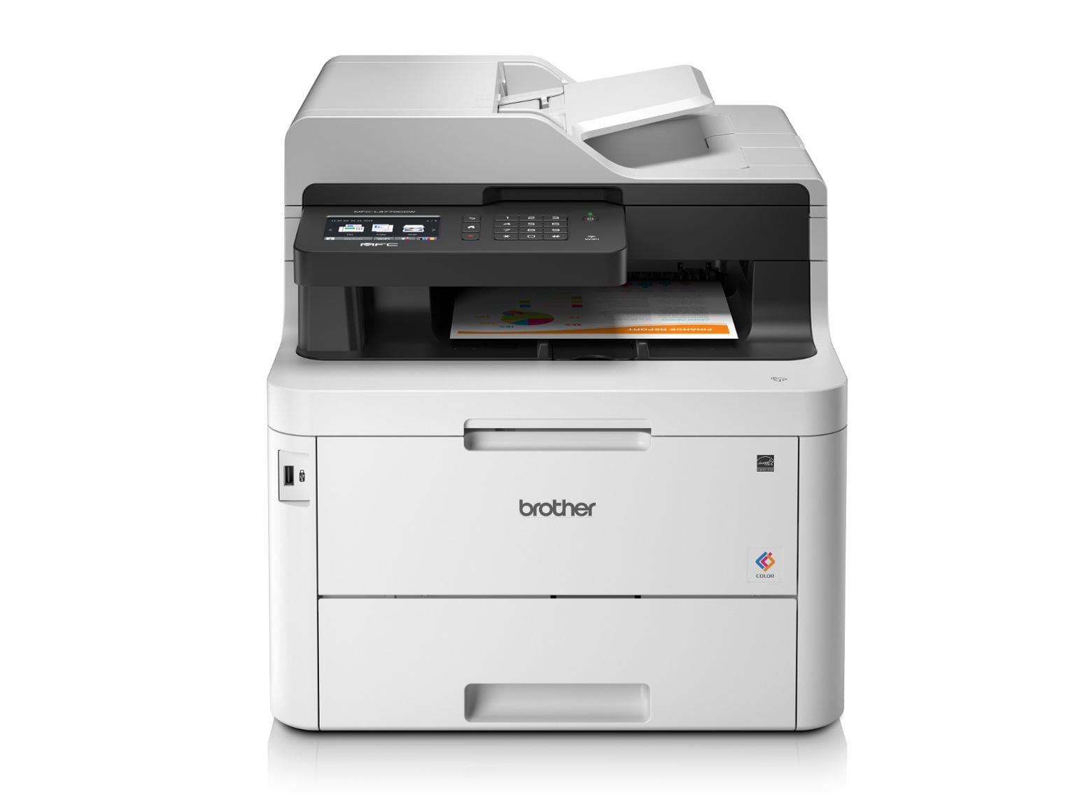 Impresora multifunción láser color MFC-L3770CDW, Brother