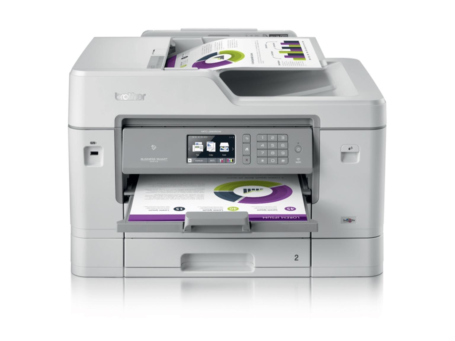 Impresora multifunción tinta profesional hasta A3 MFC-J6935DW