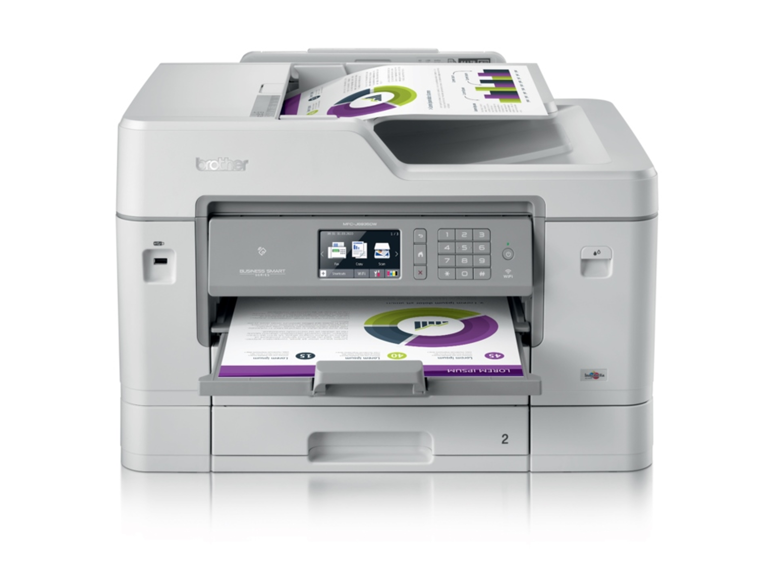 Impresora multifunción tinta profesional hasta A3 MFC-J6920DW