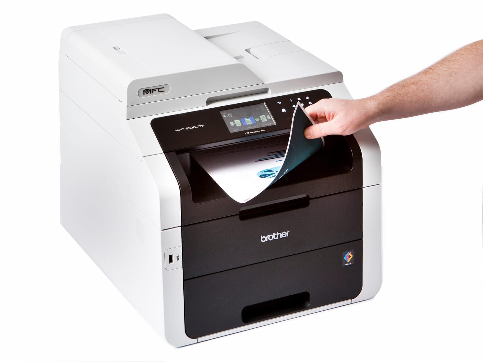 Impresoras multifunción con dúplex