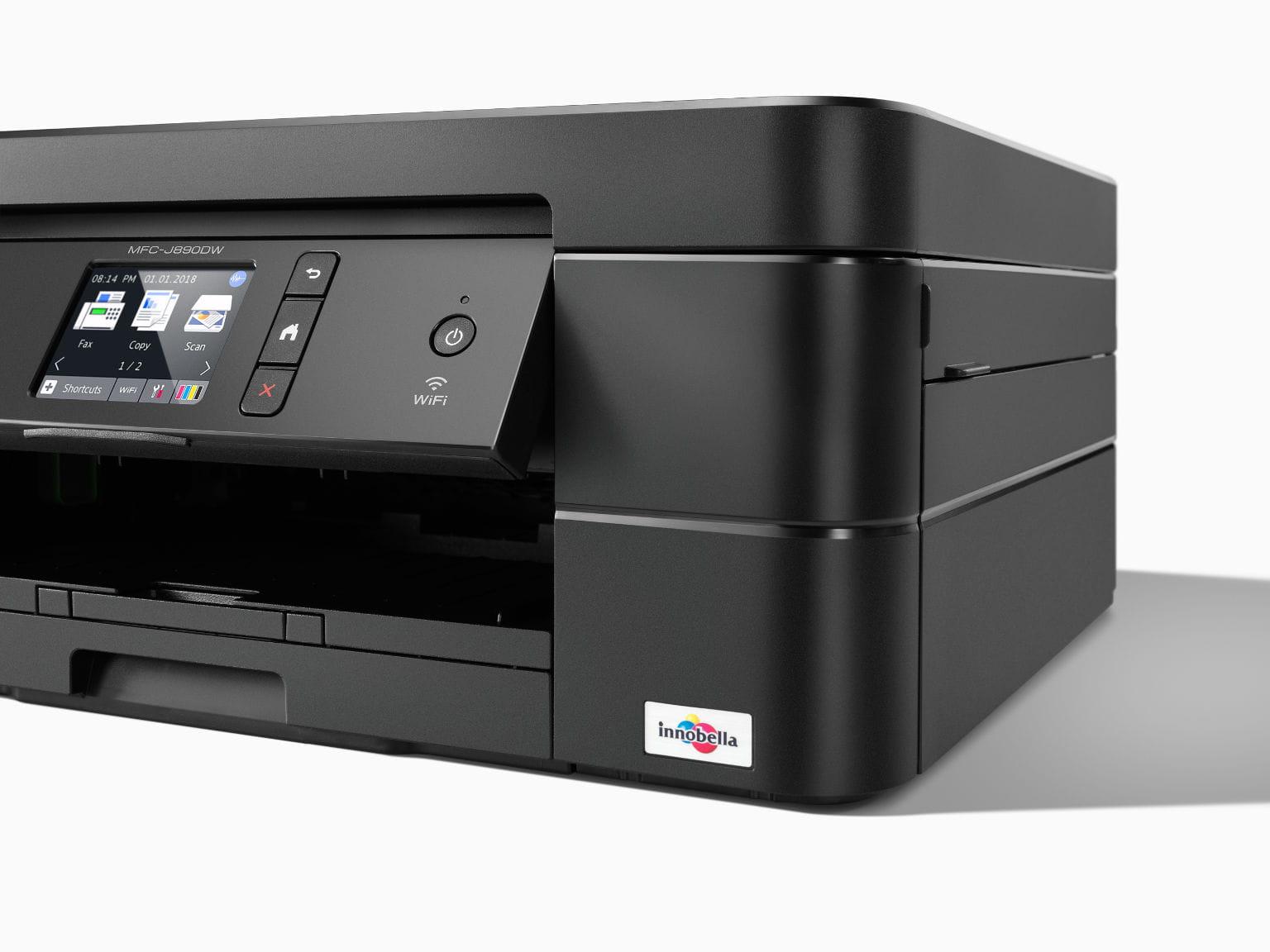 Impresora multifunción tinta MFC-J890DW Brother