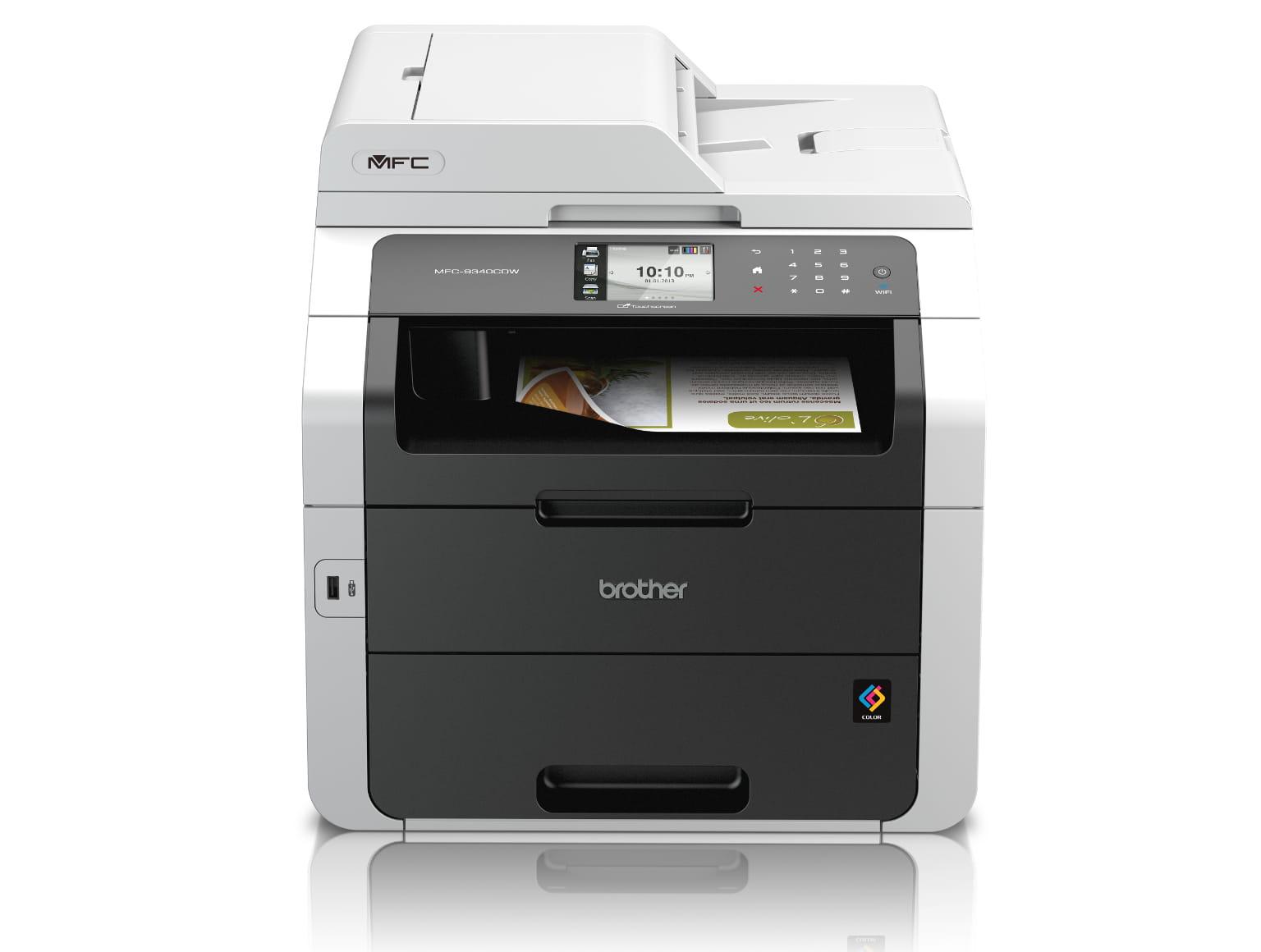 Impresora multifunción láser color DCP-9020CDW