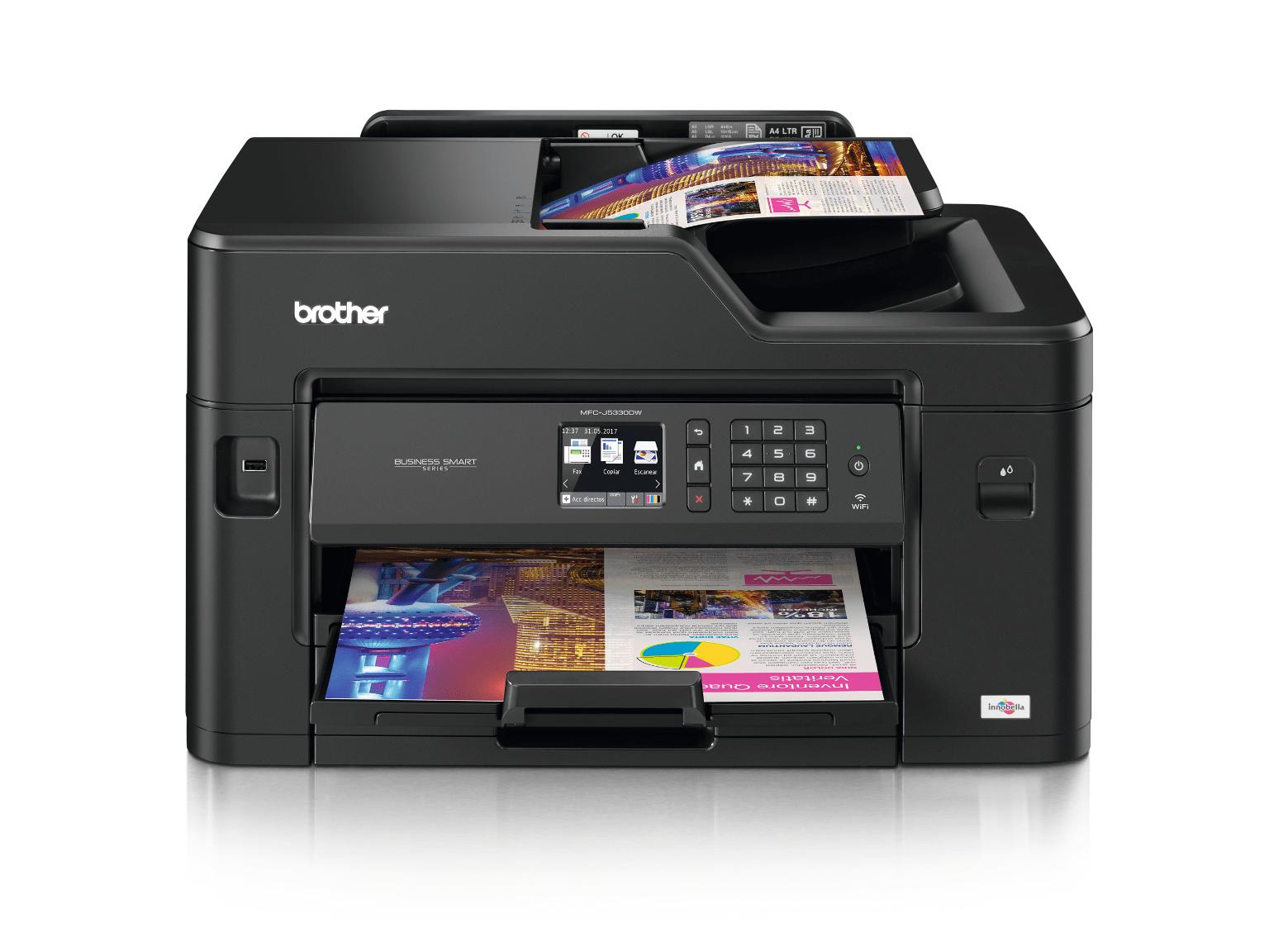 Impresora multifunción tinta MFC-J5320DW