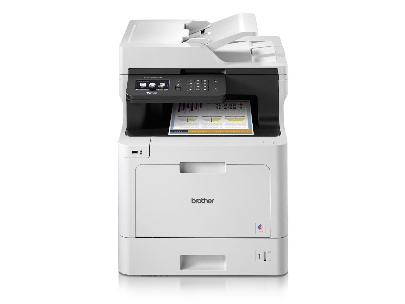Impresoras multifunción láser color MFC-L8690CDW Brother