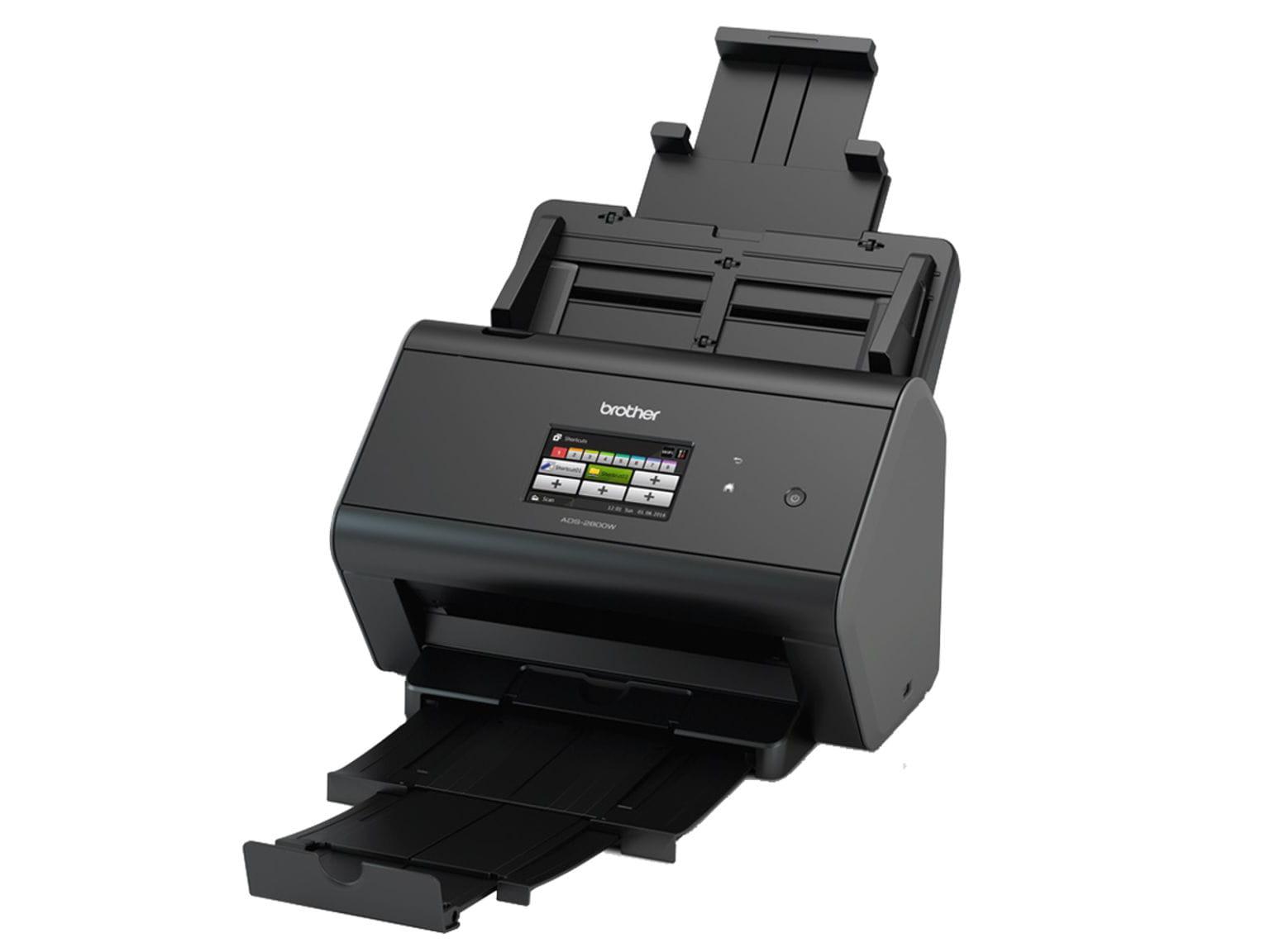 Escáner departamental ADS-2800W Brother