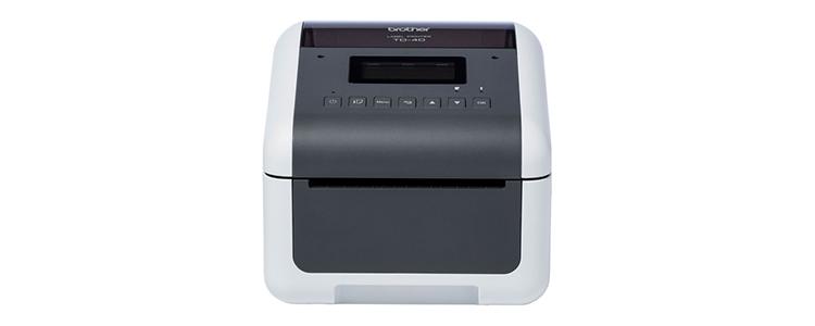 Impresora de etiquetas TD-4550DNWB Brother