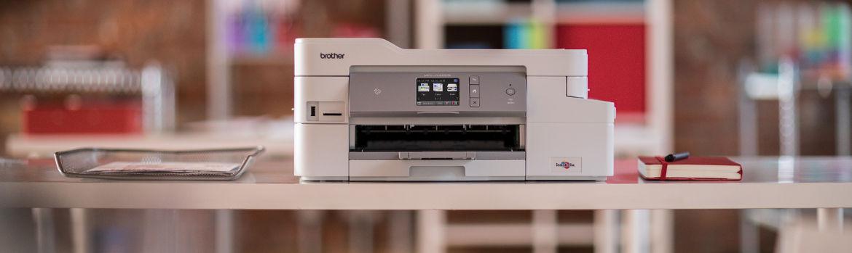 Impresoras Multifunción Tinta MFC-J1300DW All in Box Brother