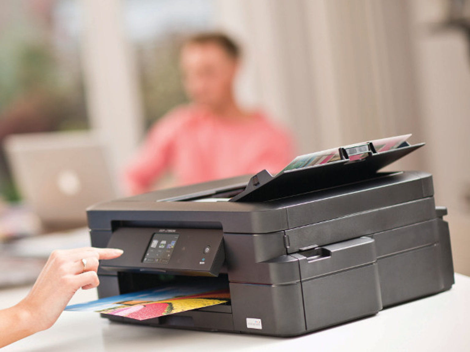 Impresora multifunción tinta DCP-J785DW Brother