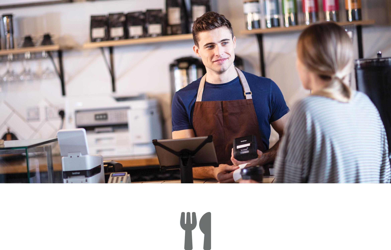 Soluciones de impresión y etiquetado Brother para sector alimentación