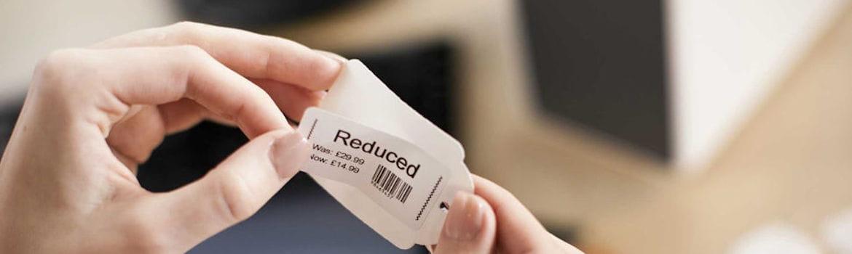 Soluciones Brother para etiquetas de precios