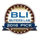 BLI Buyers Lab 2016 Pick