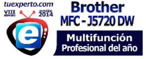 Brother MFC-J5720DW Multifunción Profesional del año