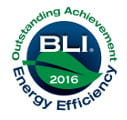Outstanding Achievement Energy Efficiency BLI 2016