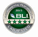 Environmental Perfomance Lab Tested BLI 2015