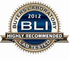 Highly Recommended BLI 2012