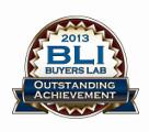 OUtstanding Achievement BLI 2013