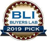 Pick Award 2019. BLI Buyers Lab