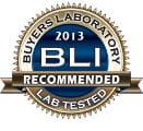 Recommended BLI 2013