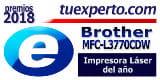 tuexperto.com Impresora láser del año MFC-L3770CDW