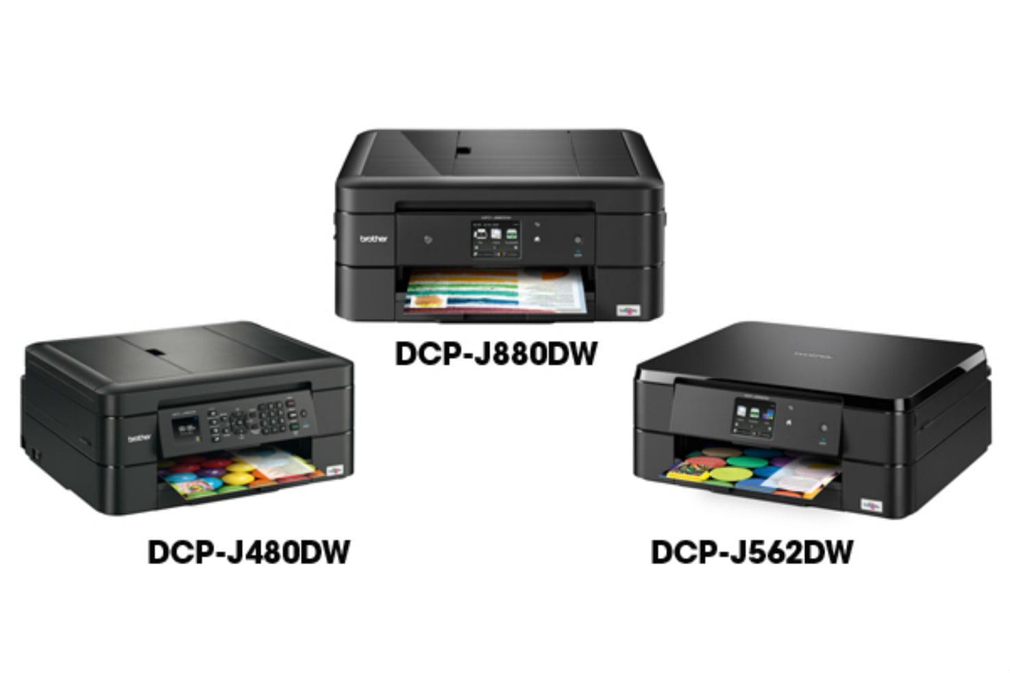 Gama impresoras multifunción tinta Brother