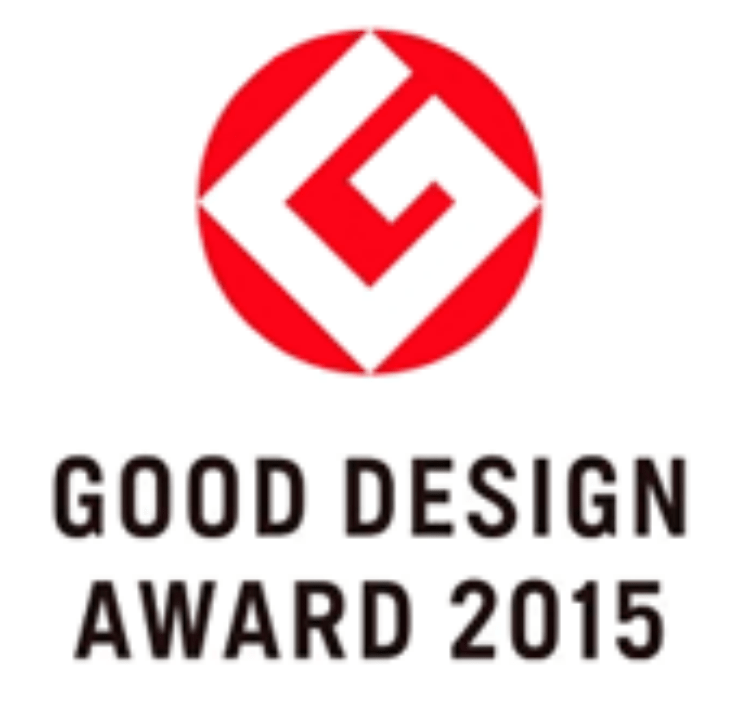 logo Good Design Award 2015