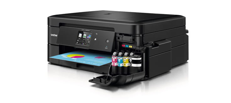 Impresora Inkbenefit DCP-J785DW, Brother