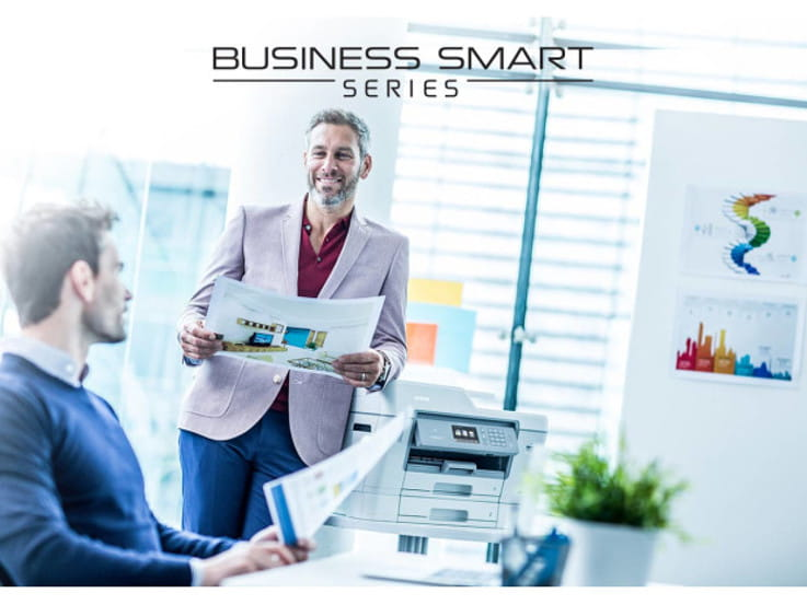 Impresora multifunción de tinta profesional serie Business Smart, Brother