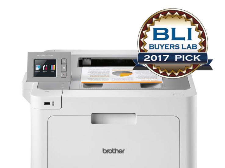 Impresora láser color HL-L9310CDW, Brother