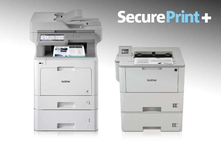 Impresoras con SecurePrint+
