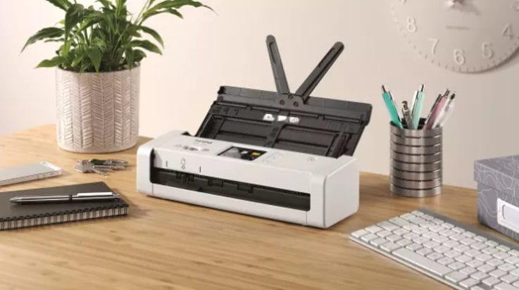 Escáner ADS-1700W Brother