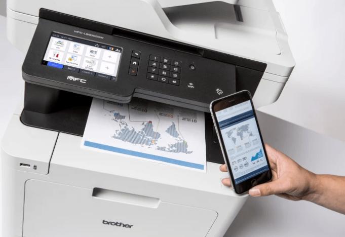 Imprimiendo desde el móvil a través de la app iPrint-Scan