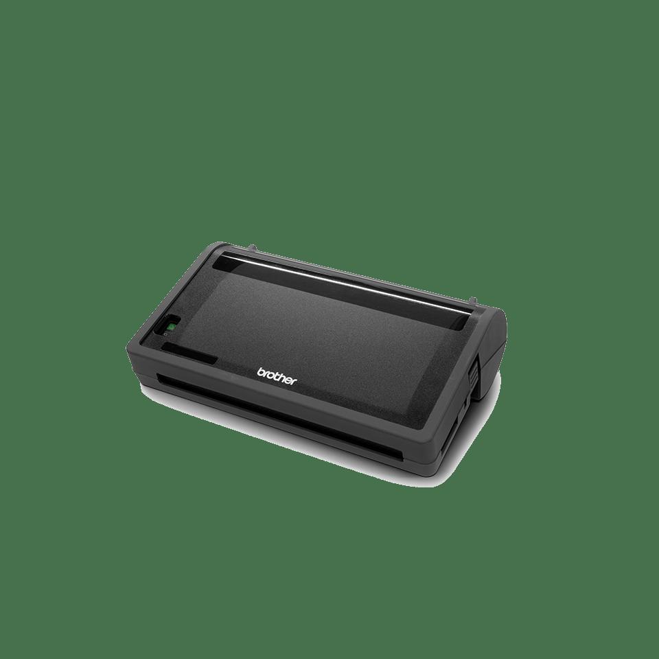 PARC600 Estuche para rollo e impresora