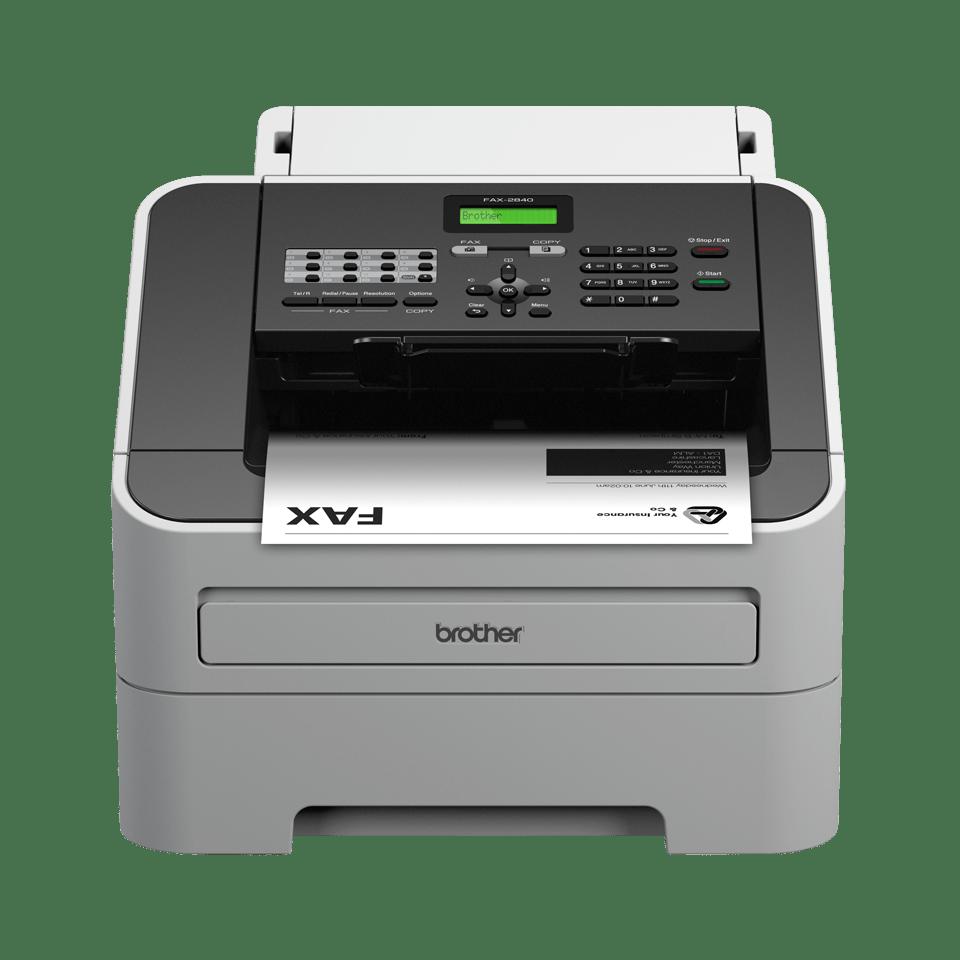 Fax láser monocromo FAX2840