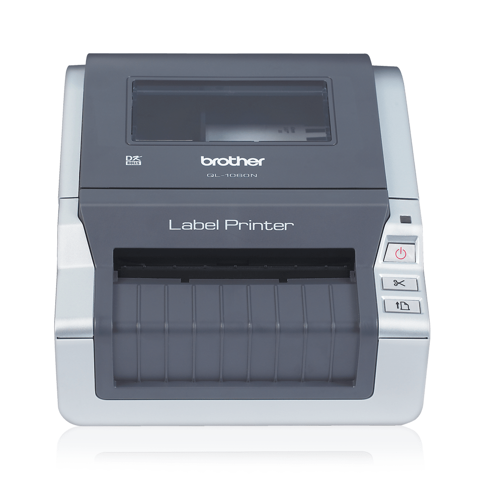 Impresora de etiquetas profesional con tarjeta de red integrada QL1060N