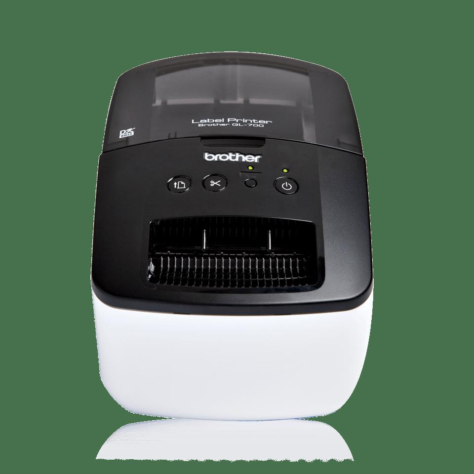 Impresora de etiquetas profesional QL700