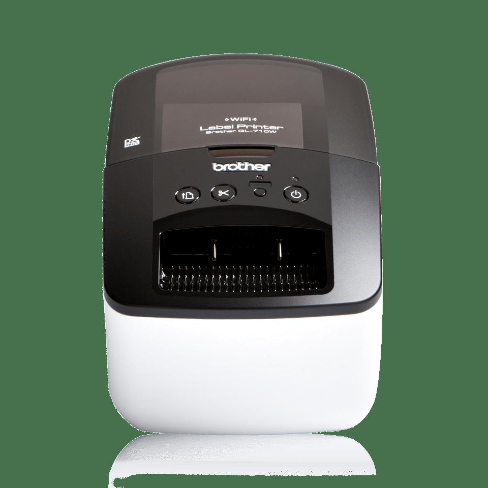 Impresora de etiquetas profesional QL710