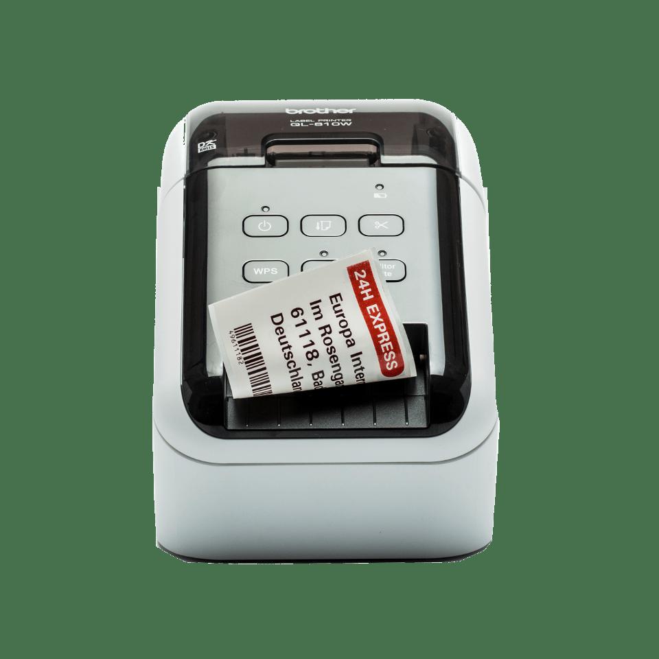 Impresora de etiquetas profesional QL-810W, Brother