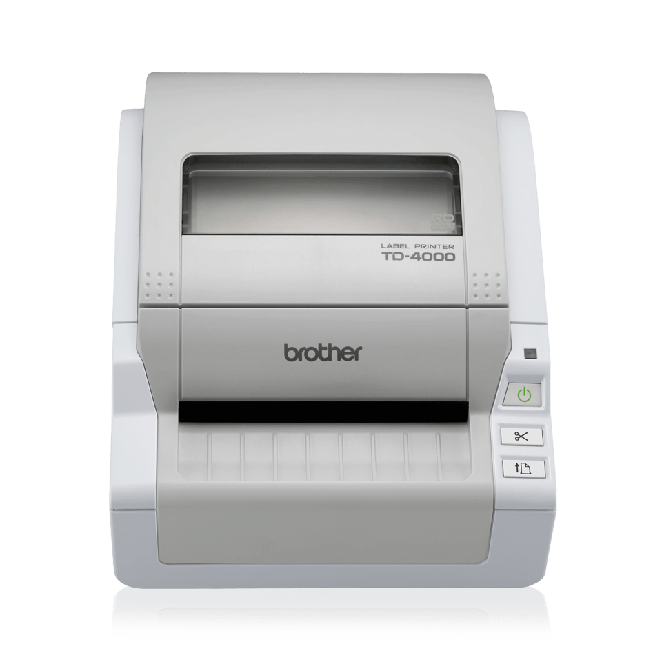 Impresora de etiquetas y tickets TD4000