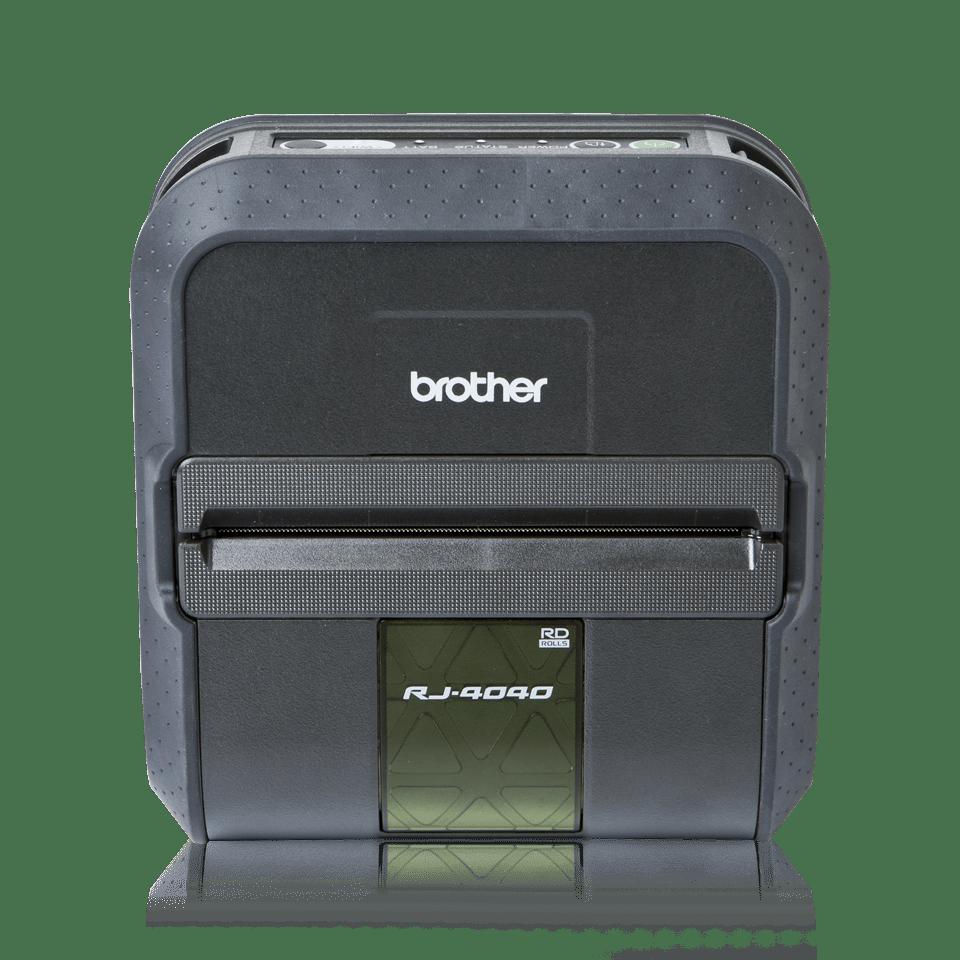 "RJ4040 - Impresora portátil transferencia térmica directa rollo de 4"" pulgadas"
