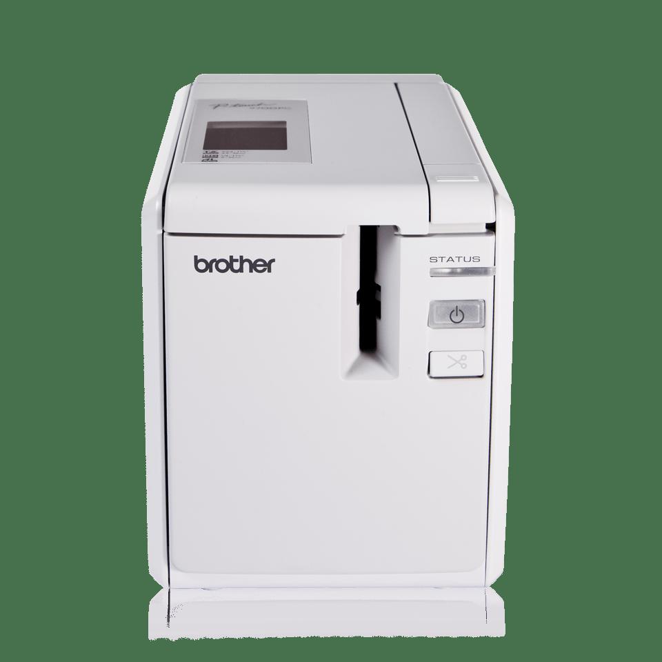 Rotuladora electrónica profesional PT9700PC