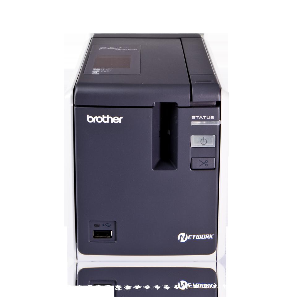 Rotuladora electrónica profesional PT9800PCN