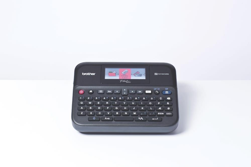 PT-D600 7