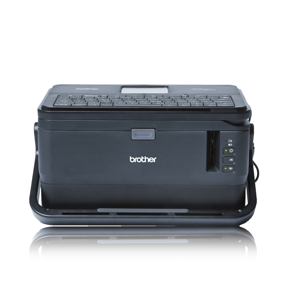 Rotuladora electrónica PT-D800W Brother