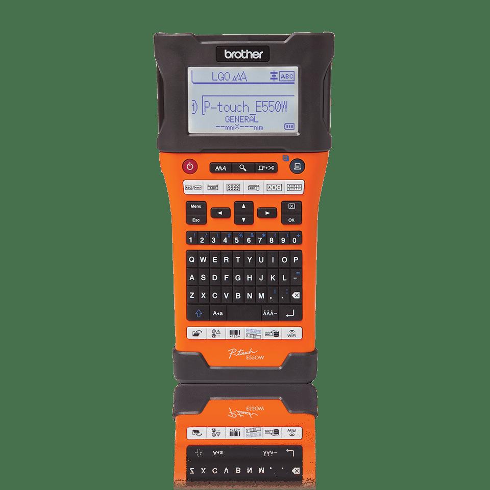 Rotuladora electrónica profesional PTE550WVP
