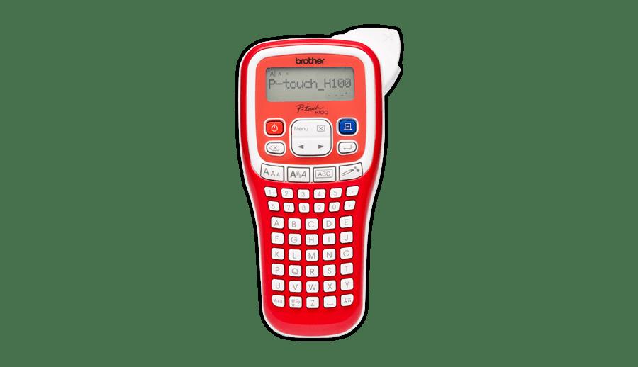 Rotuladora electrónica PT-H100R, Brother